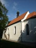 Image for kostel Nejsvetejší Trojice - Písek, CZ