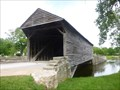 Image for Acklley Covered Bridge - Greenfield Village - Dearborn, Michigan, USA.