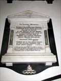 Image for Lieutenant Ronald Elphinstone Parker Memorial - Killaloe, County Clare, Ireland