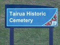 Image for Tairua Historic Cemetery - Tairua, Coromandel Peninsula, New Zealand