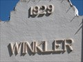 Image for 1929 - Winkler Building - San Andreas, CA