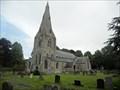 Image for St. Mary the Virgin Parish Church Cemetery - Frampton, England