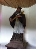 Image for St. John of Nepomuk - Alte Rheinbrücke - Stein, AG, Switzerland