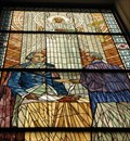 Image for George Washington Window - Cathedral of the Immaculate Conception, Springfield, IL