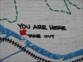 Image for You Are Here - Nolichucky River Take Out - Erwin, TN