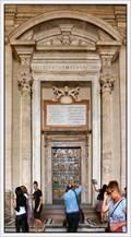 Image for Porta Sancta (The Holy Door),  St. Peter's Basilica, Vatican City
