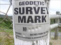 Image for Geodetic Survey Mark ACQY, Meybille Bay, New Zealand