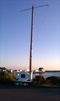 Image for Inner Boat Basin Nautical Pole - Crescent City, CA