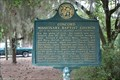 Image for Concord Missionary Baptist Church-Site of the Founding of the Florida Baptist Convention