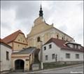 Image for Kostel Sv. Antonína Paduánského / Church of St. Anthony of Padua (Dacice - South Bohemia)