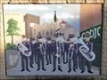 Image for Brass Band Mural - Brighouse, UK