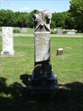 Image for J.A. Reeves - College Mound Cemetery - College Mound, TX
