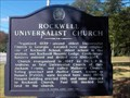 Image for Rockwell Universalist Church (Barrow County)