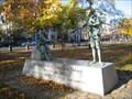 Image for An Gorta Mor - The Great Hunger Memorial - Cambridge, MA