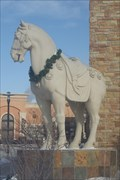 Image for P.F. Chang Fiberglass Horses - West Des Moines, IA