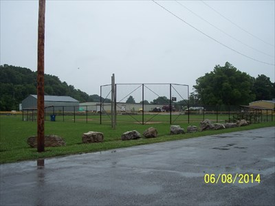 Ball Field 4 at Cassville City Park, by MountainWoods