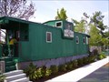 Image for The Tammany Trace's Green Caboose