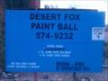 Image for Desert Fox Paintball - Tucson, AZ