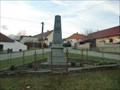 Image for Combined World War Memorial - Vlastec, Czech Republic