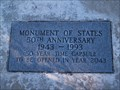 Image for Monument of States Time Capsule