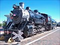 Image for Grand Canyon Railway Depot Locomotive - Williams, Arizona