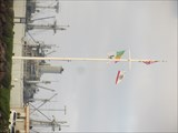 Image for Los Angeles Port Nautical Flag Pole - Los Angeles, CA