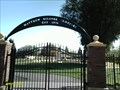 Image for Matthew Kilgore Cemetery -- Sacramento County  CA