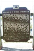 Image for Mormons in Early Wisconsin