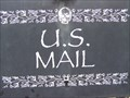 Image for Castle Heraldry Shop Mail Box Hidden Mickey