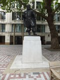 Image for Statue of Captain John Smith - Cheapside, London, UK
