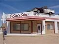 Image for Texaco Gas Station - Ash Fork, Arizona, USA.