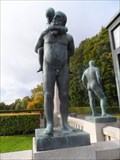 Image for Grandfather and Grandson  -  Oslo, Norway