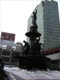 Image for Tyler Davidson Fountain - Cincinnati, Ohio
