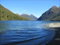 Image for Lake Gunn - South Island, New Zealand