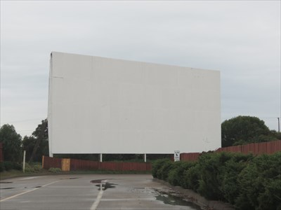 West Wind Drive-In Screen, Goleta, CA
