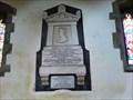 Image for George Birkbeck Memorial, St Alkelda's Church, Giggleswick, North Yorks, UK