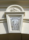 Image for 1889 — Port Chalmers Town Hall — Port Chalmers, New Zealand