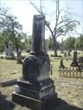 Image for Henricks - Oakwood Cemetery - Austin, TX