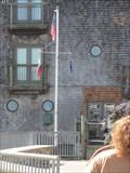 Image for Sausalito Ferry Nautical Flag Pole - Sausalito, CA