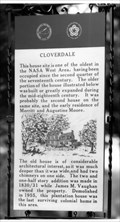 Image for Cloverdale Plantation Site and Colonial Interpretive Garden