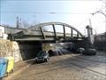 Image for Most u bývalého nádraží Královské Vinohrady - Praha, CZ