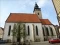 Image for Kostel sv. Jakuba Vetšího - Telc, okres Jihlava, CZ