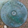 Image for National Military Park F ELE COR Mark #1 - Appomattox, VA