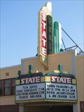 Image for State Theater Sign - Auburn, CA