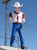 Image for Cowboy - Gallup, New Mexico