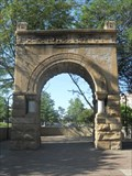 Image for Former U.S. National Bank Arches - Omaha, NE