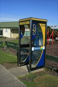 Image for The payphone by the playground and the town toilets
