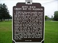 Image for Auto Race - Green Bay to Madison