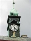 Image for Chateau Clock - Zamrsk, Czech Republic