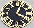 Image for Trinity Hospital Clock - Greenwich, London, UK